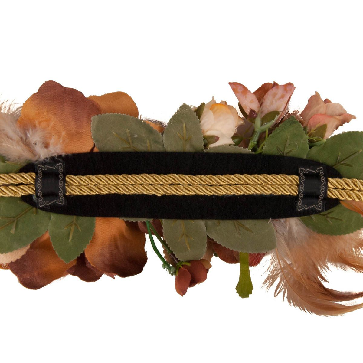 Maria Graor Casual Quality Belt in Yellow