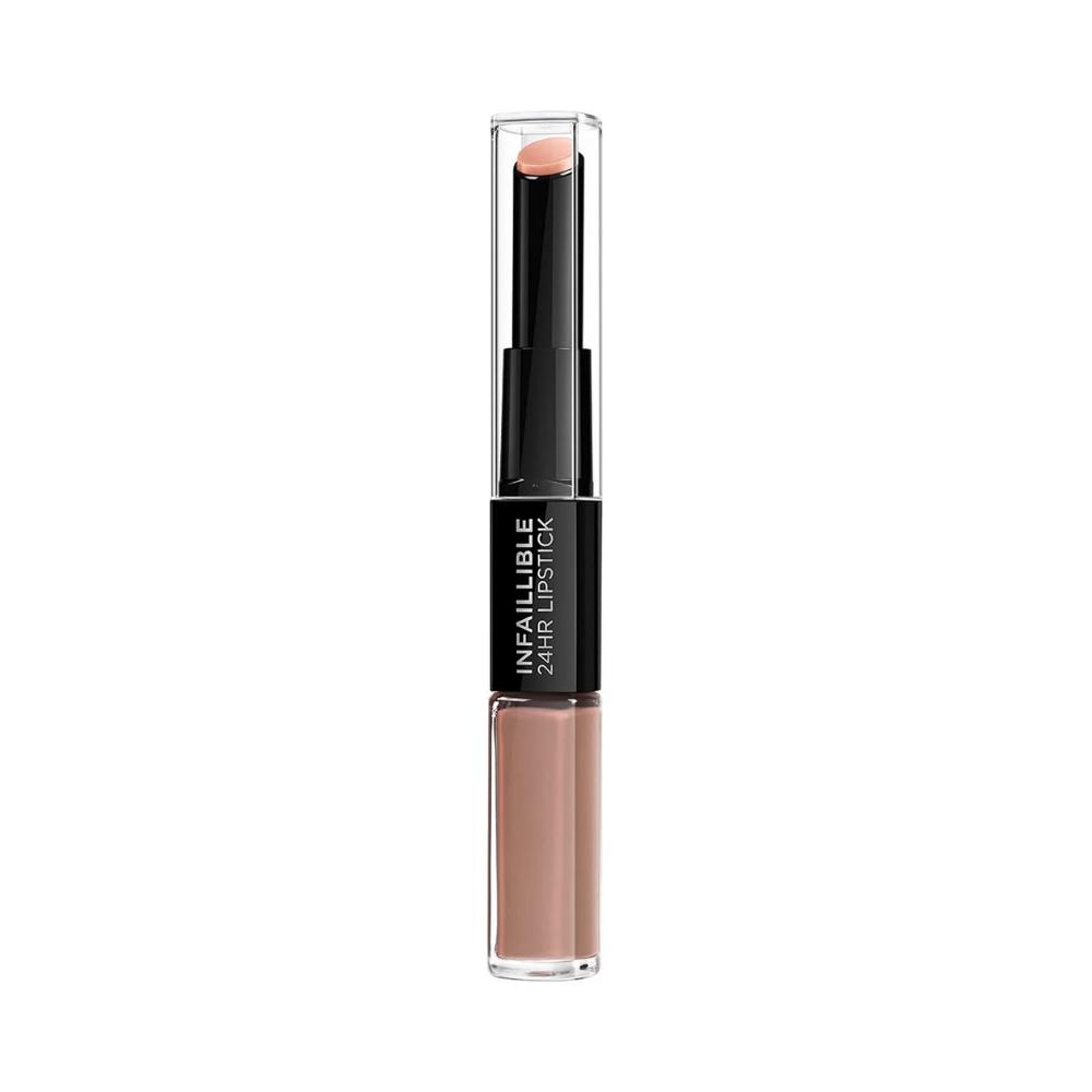 L'oreal infaillible 24hr 2 step lipstick - 113 invincible sable