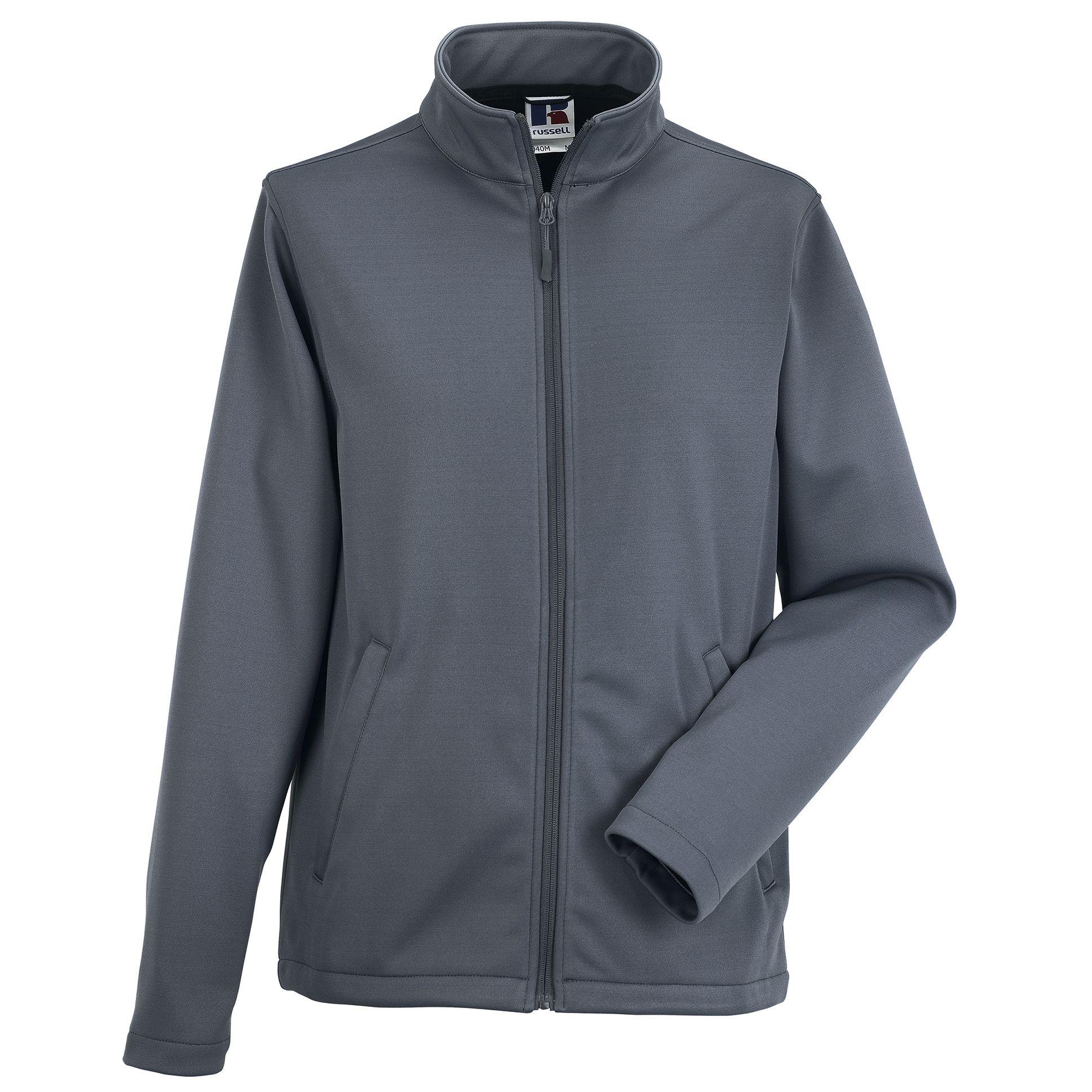 Russell Mens Smart Softshell Jacket (Convoy Grey)