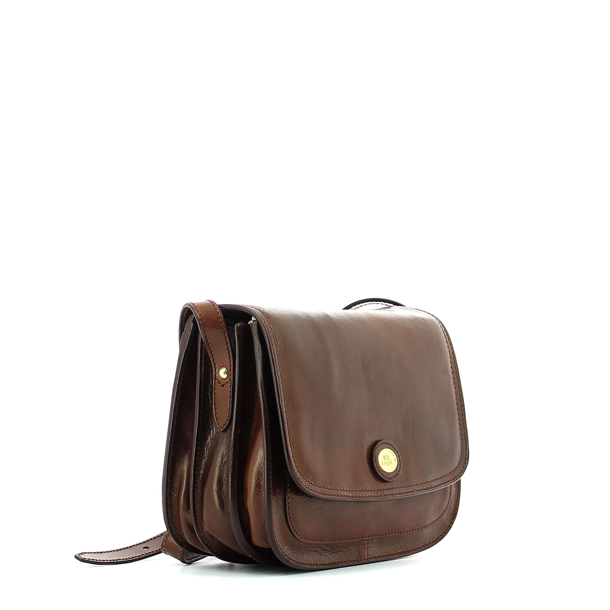 Shoulderbag Story The Bridge CUOIO