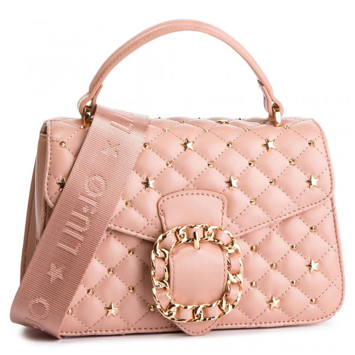 Tiberina XS Top Handle Bag Liu Jo LOTUS