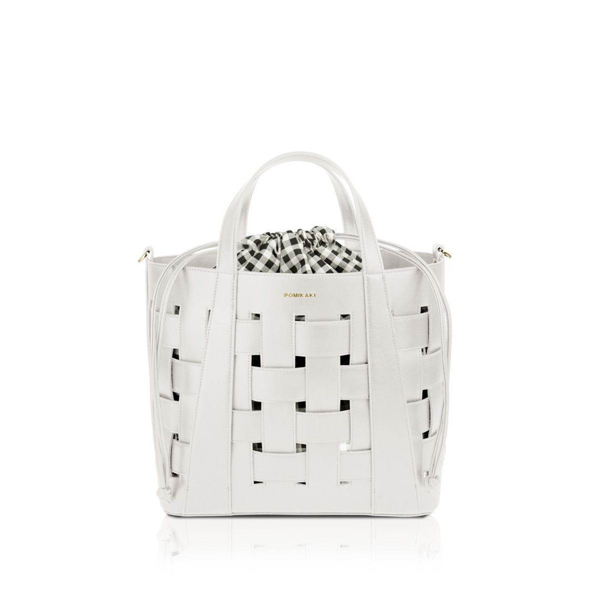 Shopper Ester Pomikaki WHITE