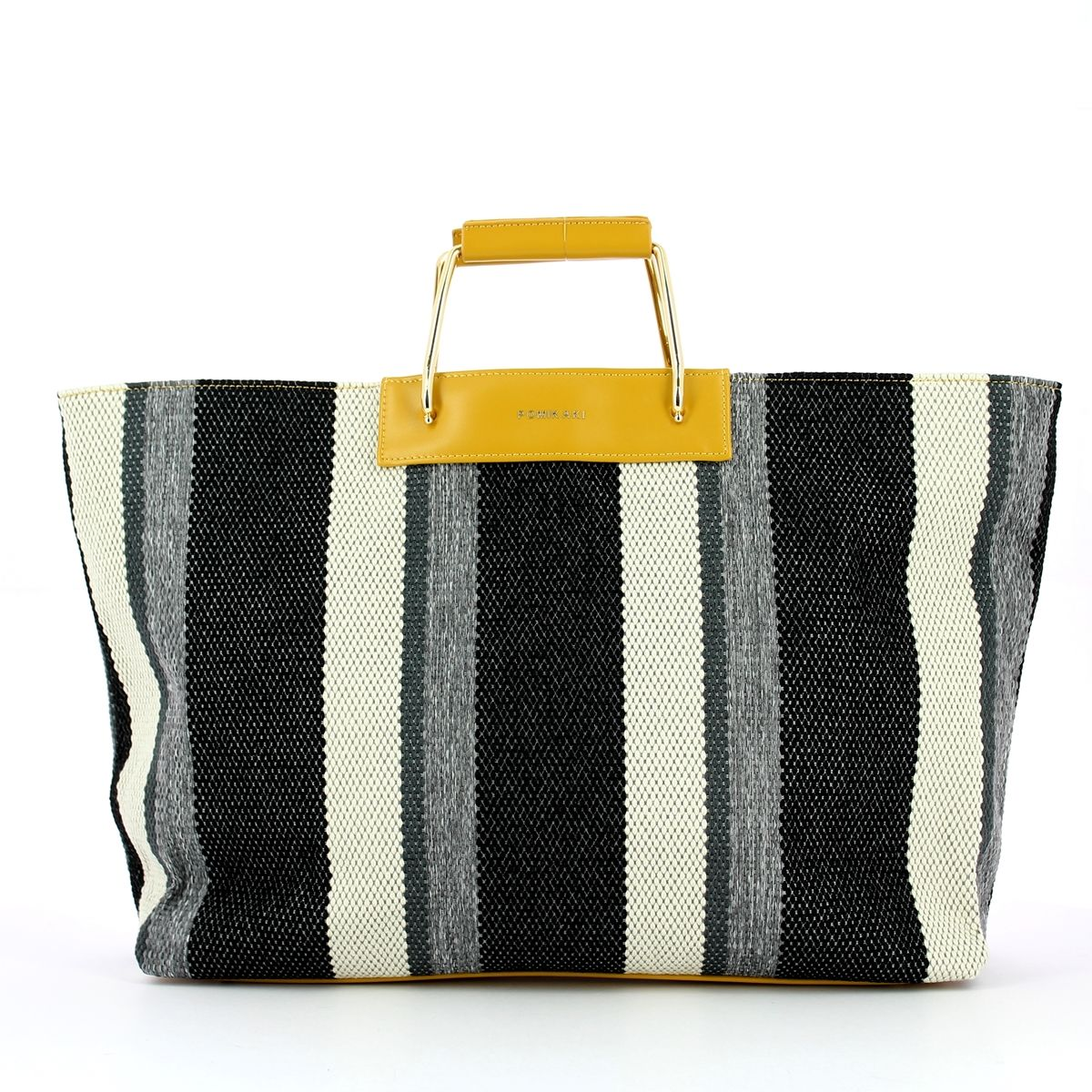 Bag Marina Pomikaki BLACK/WHITE