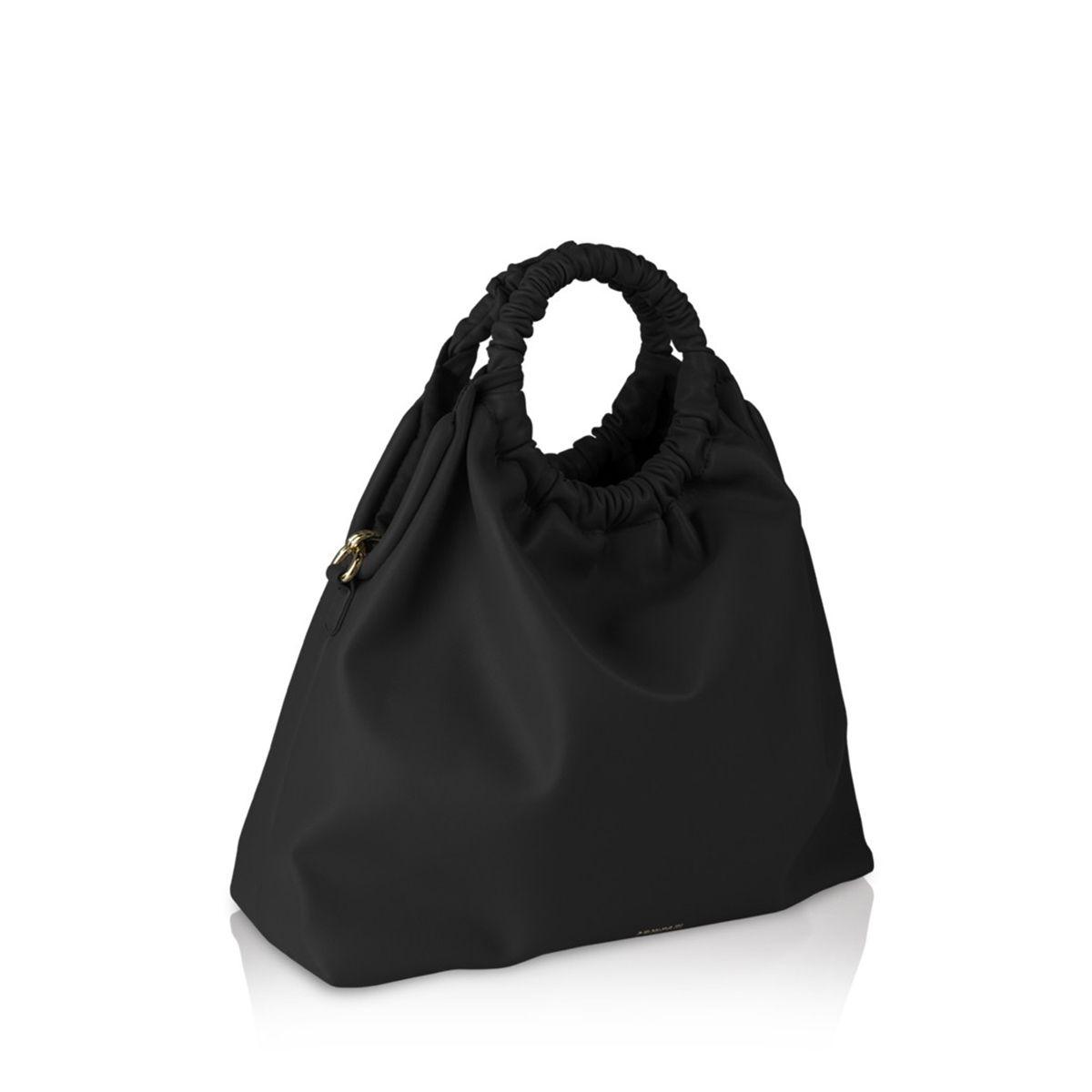 Handbag Annie Pomikaki BLACK