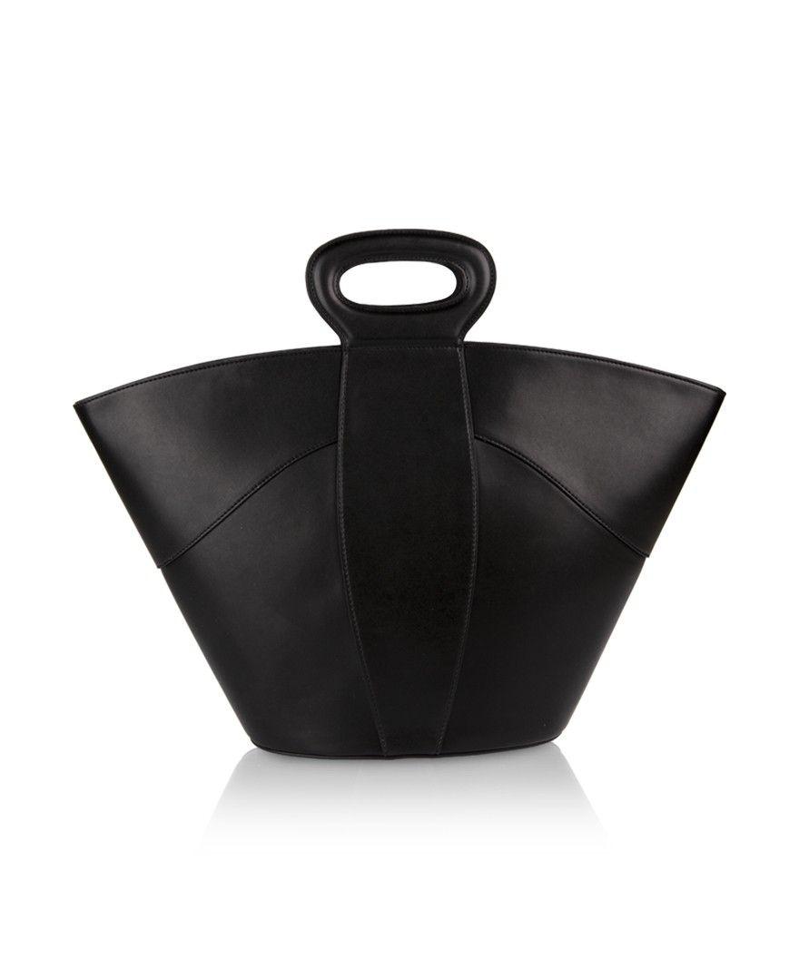 Handbag Market Big Pomikaki BLACK