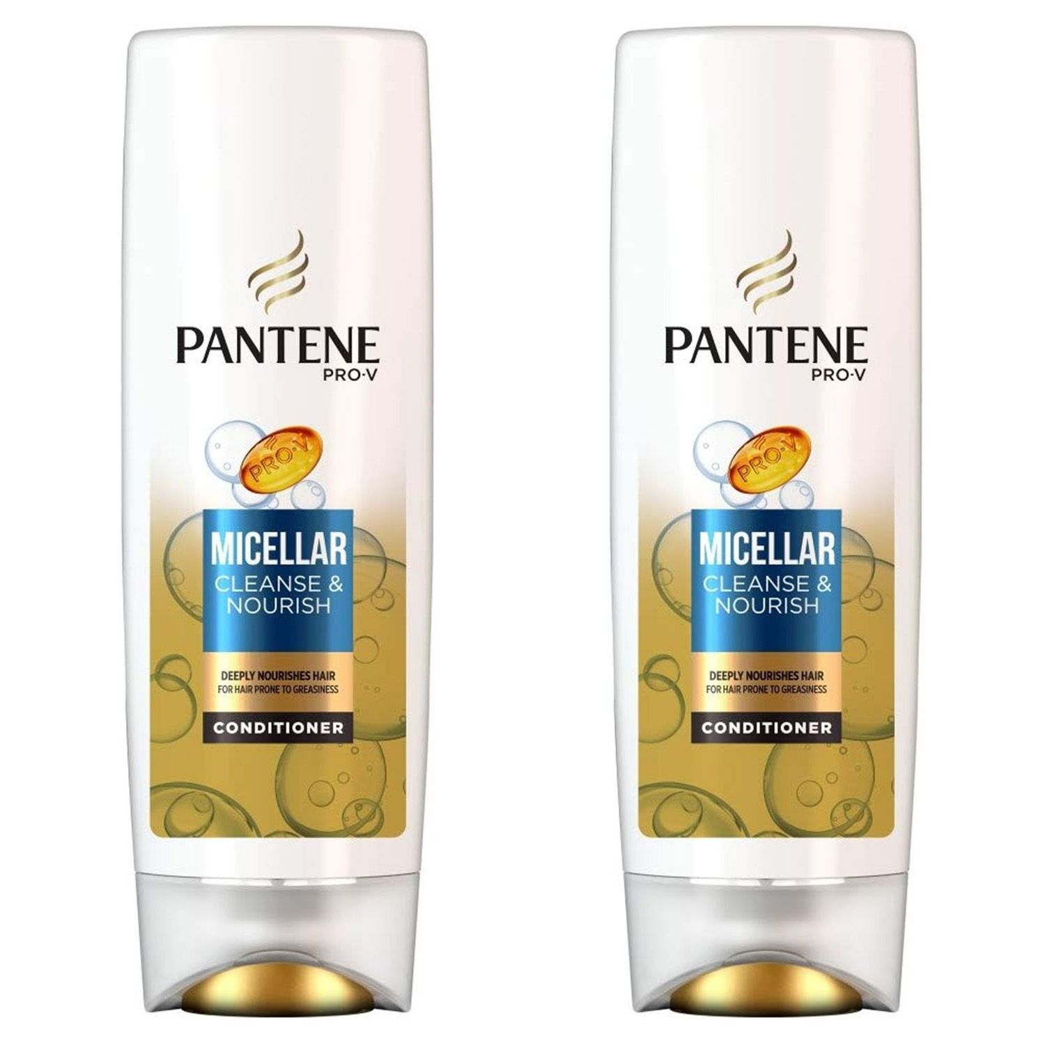 Pantene Conditioner Cleanse and Nourish 2 x 500ml