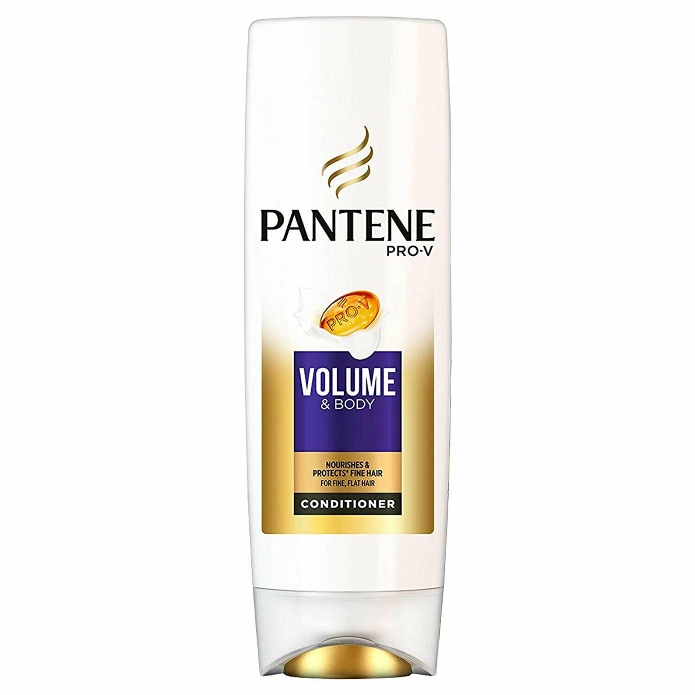 Pantene Sheer Volume Shampoo 500ml & Conditioner 500ml