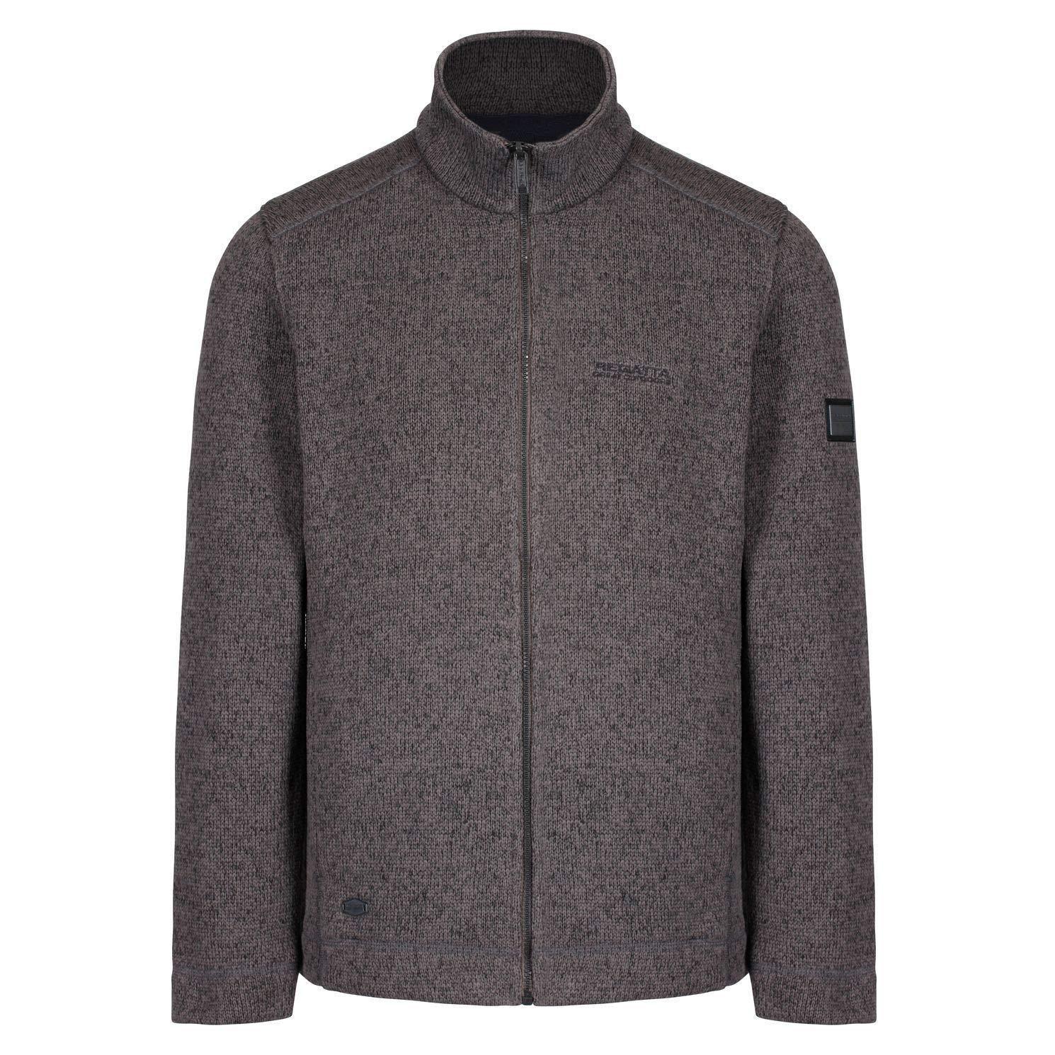 Regatta Mens Branton Full Zip Jacket (Dust)