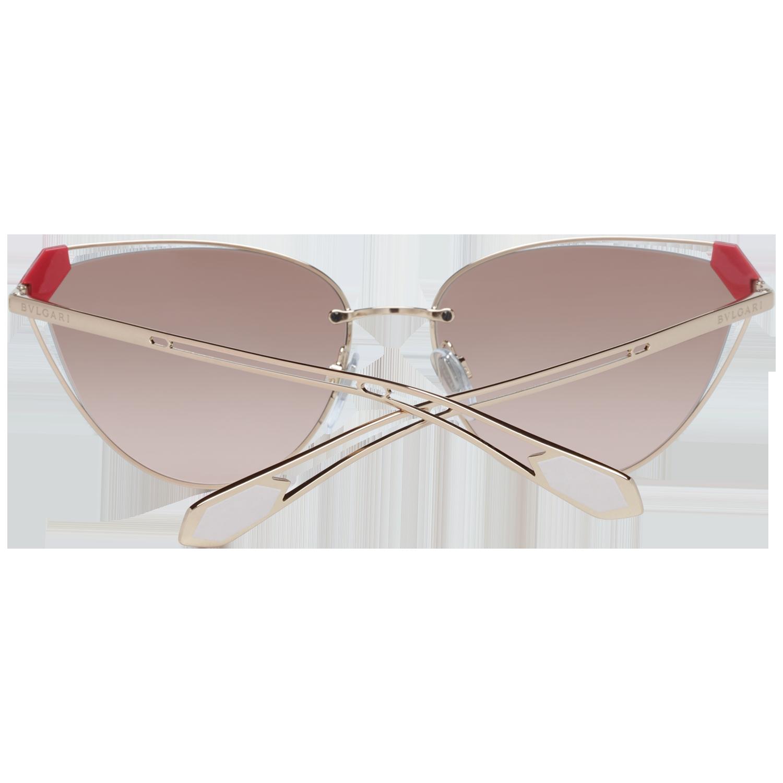 Bvlgari Sunglasses BV6115 201414 58 Women Rose Gold