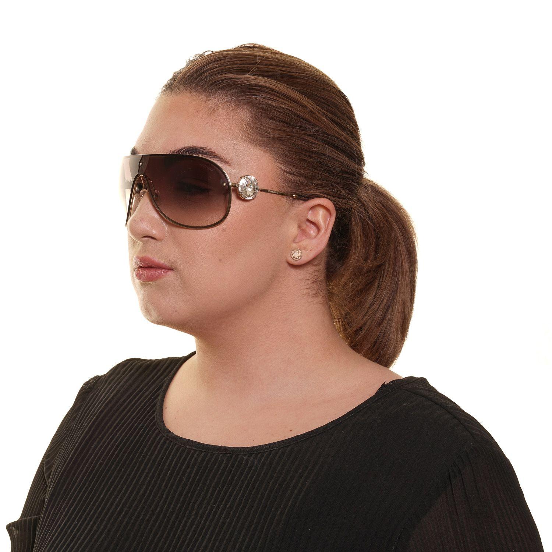 Miu Miu Sunglasses MU67US ZVN5O0 37 Women Gold