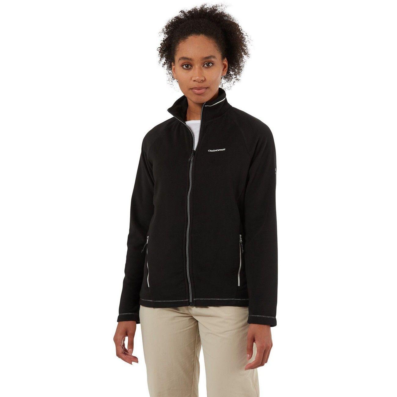 Craghoppers Womens/Ladies Miska III Jacket (Black)