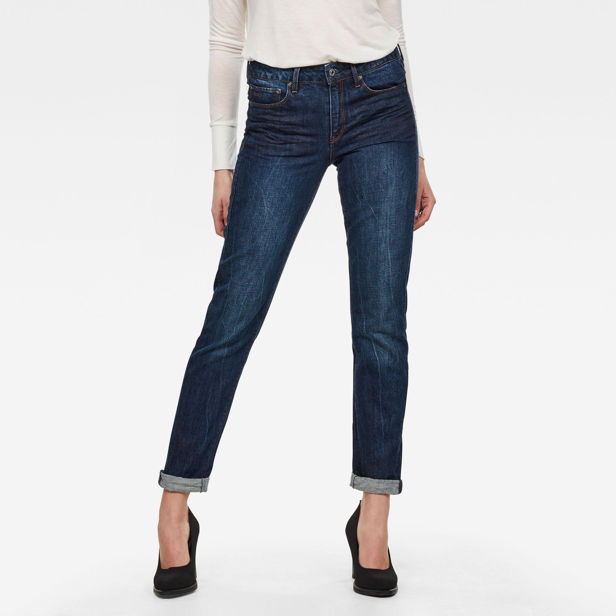 G-Star RAW 3301 High Waist Straight TU Jeans