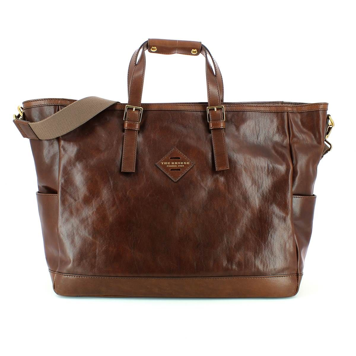 The Bridge, Carry All Travel Bag CUOIO