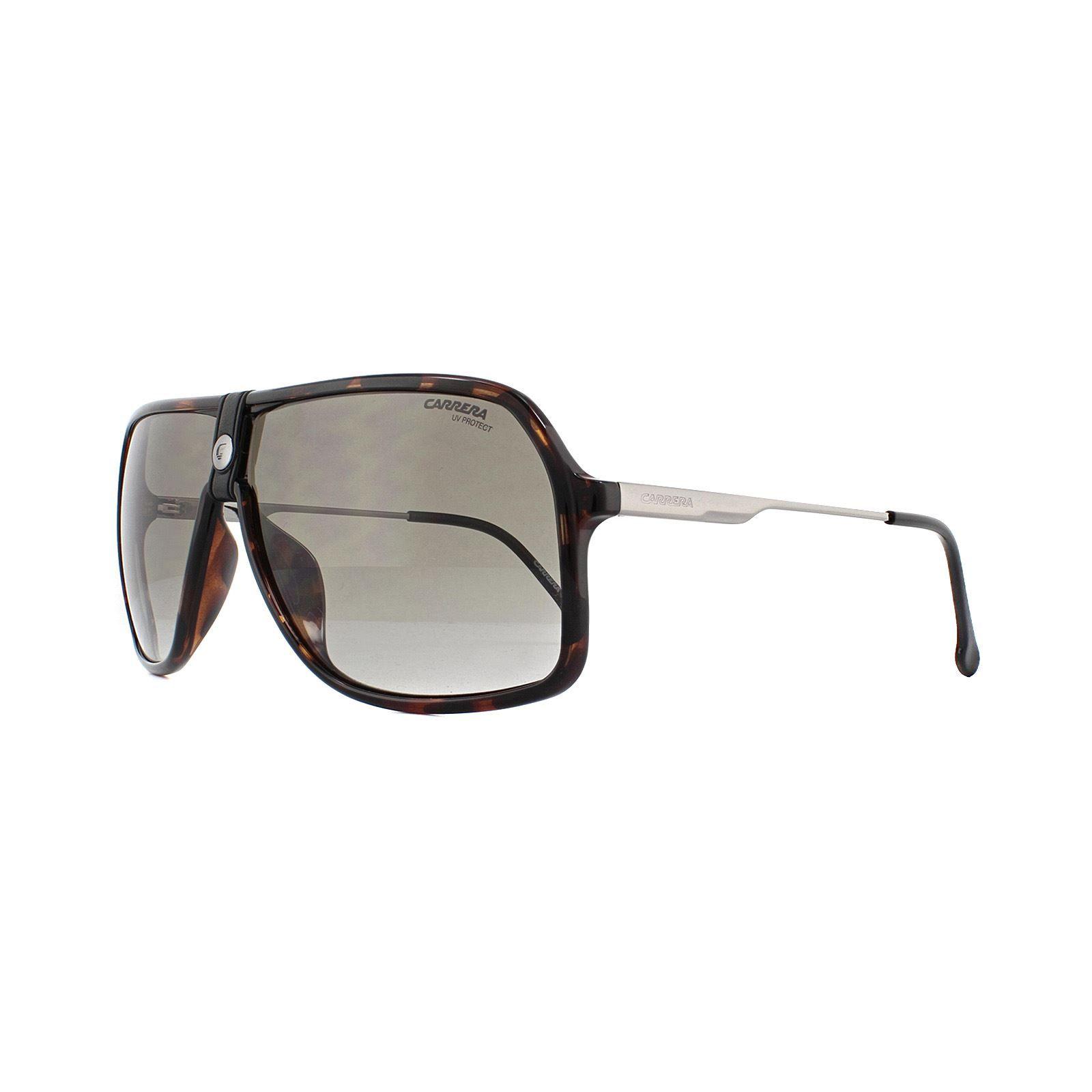 Carrera Sunglasses 1019/S 086 HA Dark Havana Brown Gradient