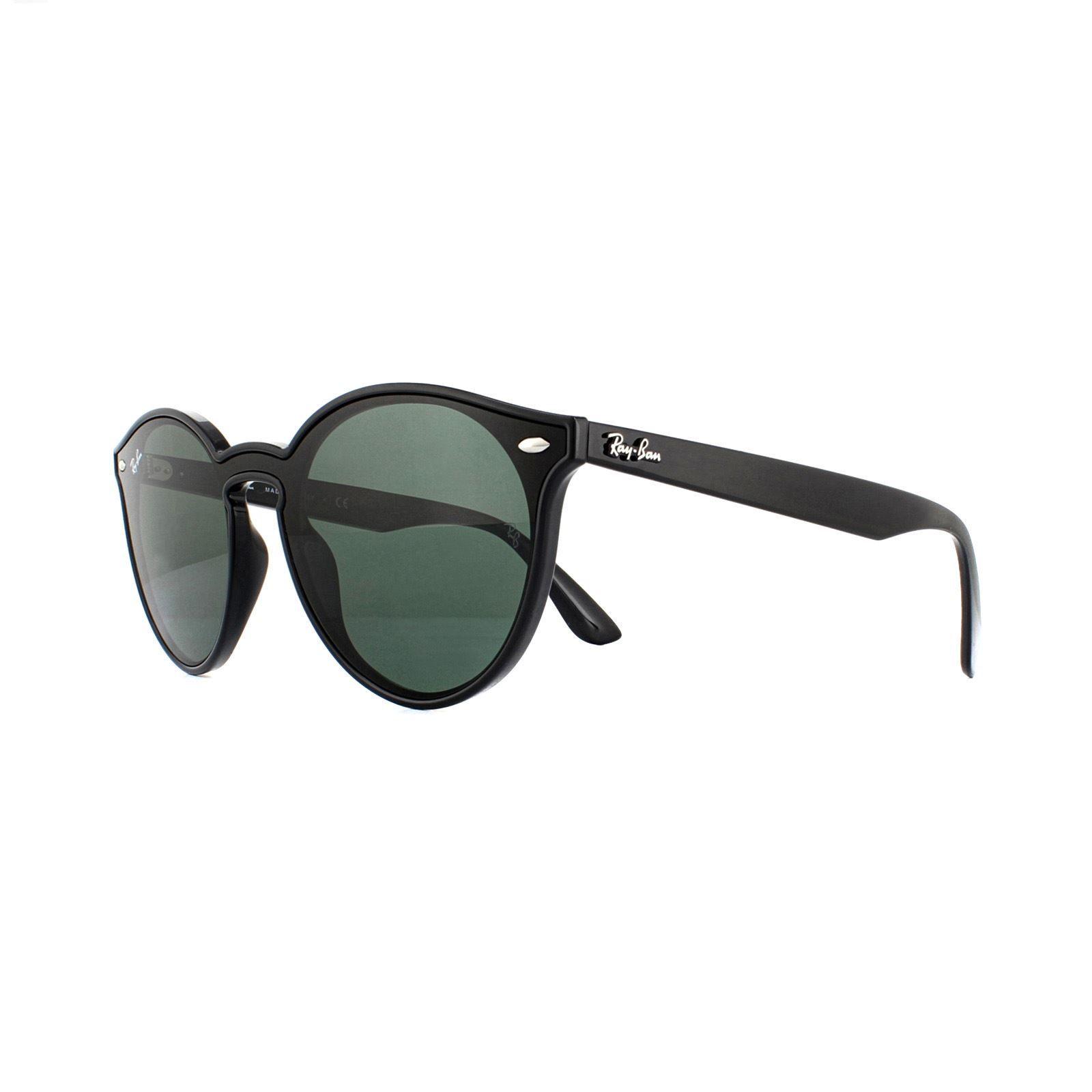 Ray-Ban Sunglasses RB4380N 601/71 Black Green