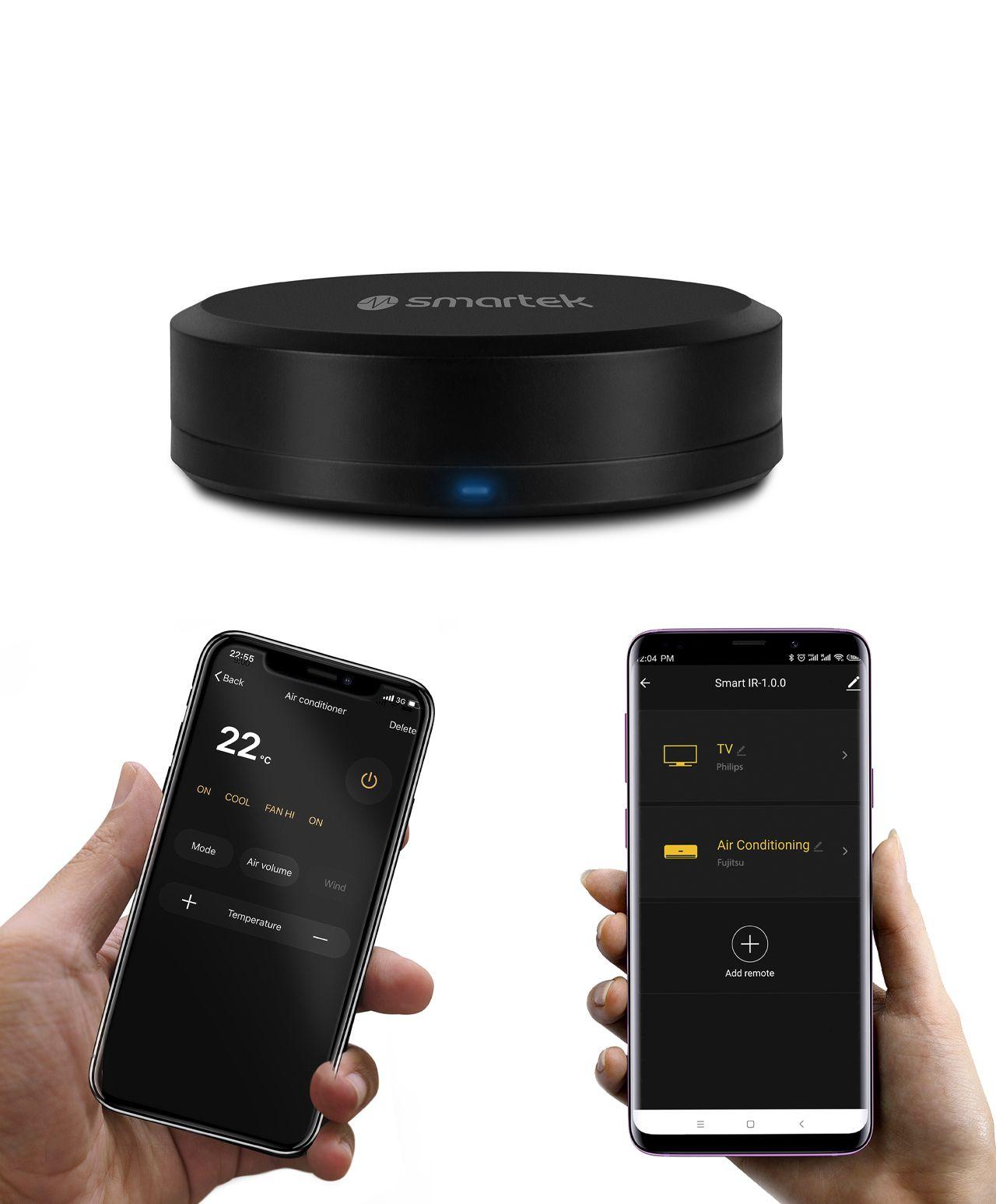 Smartek Home Hub Universal Remote Control