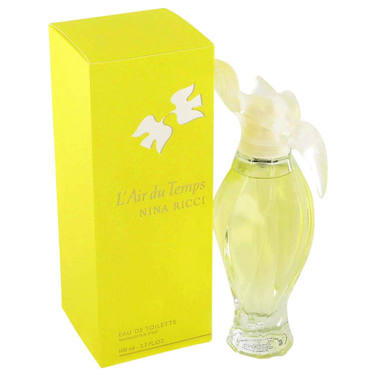 L'air Du Temps Eau De Toilette Spray Refillable By Nina Ricci 50 ml