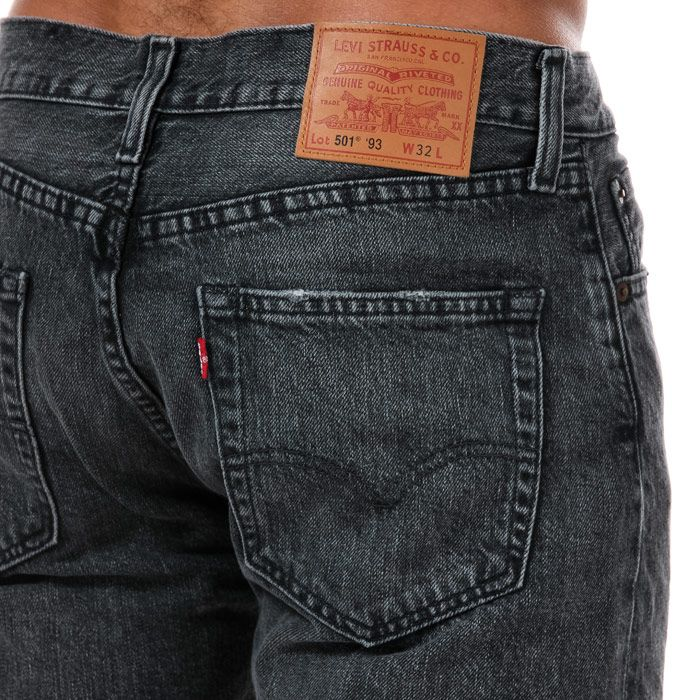 Men's Levi's 501 Antipasto 93 Shorts In Denim