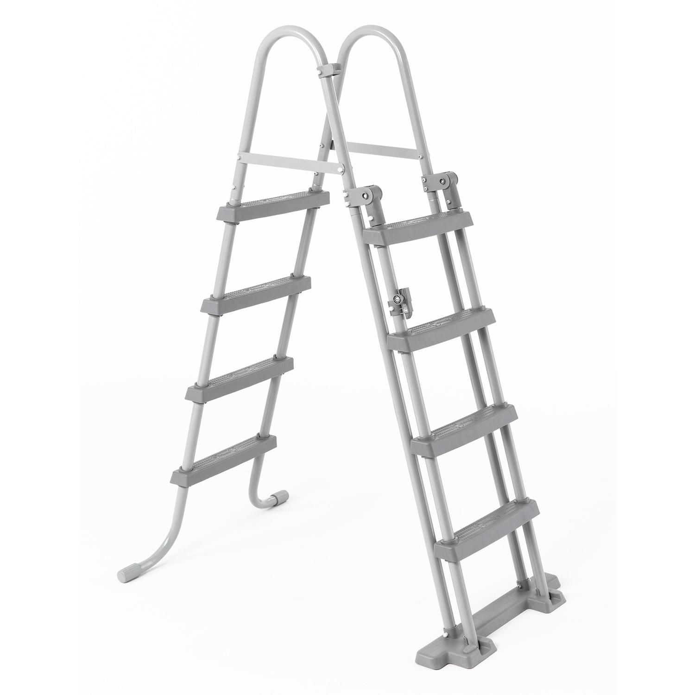 "Bestway Flowclear 48""/1.22m Safety Pool Ladder"