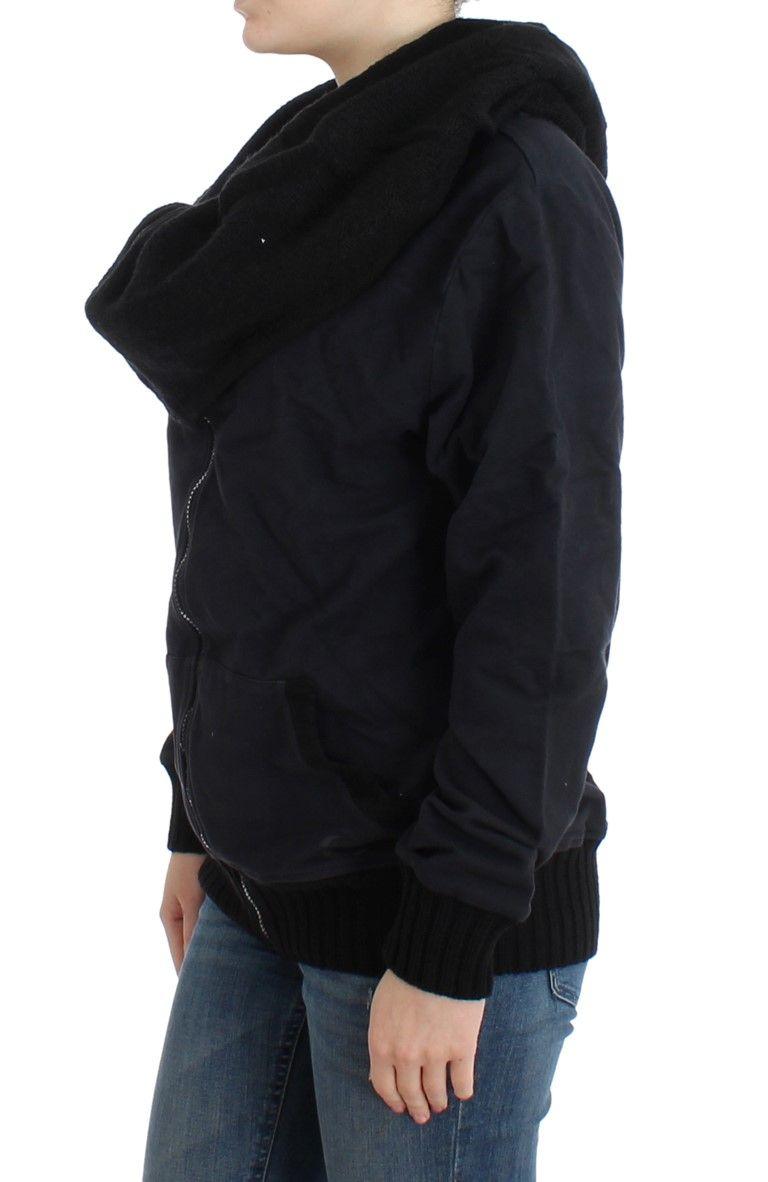 Cavalli Black cotton jacket