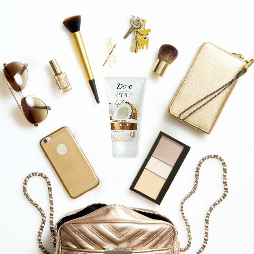 Dove Nourishing Secrets Invigorating Ritual Hand Cream Coconut 3 x 75ml
