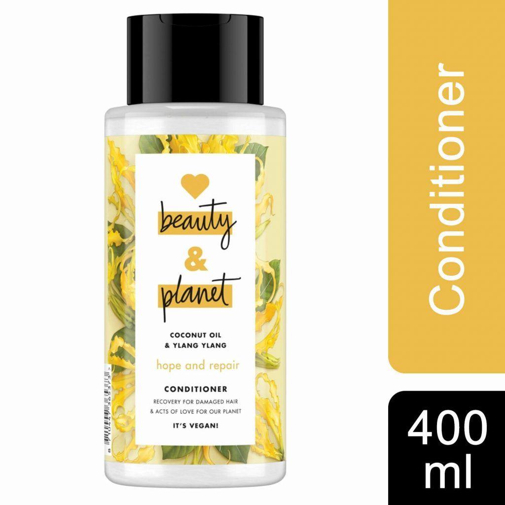 Love Beauty & Planet Hope and Repair Hair Bundle