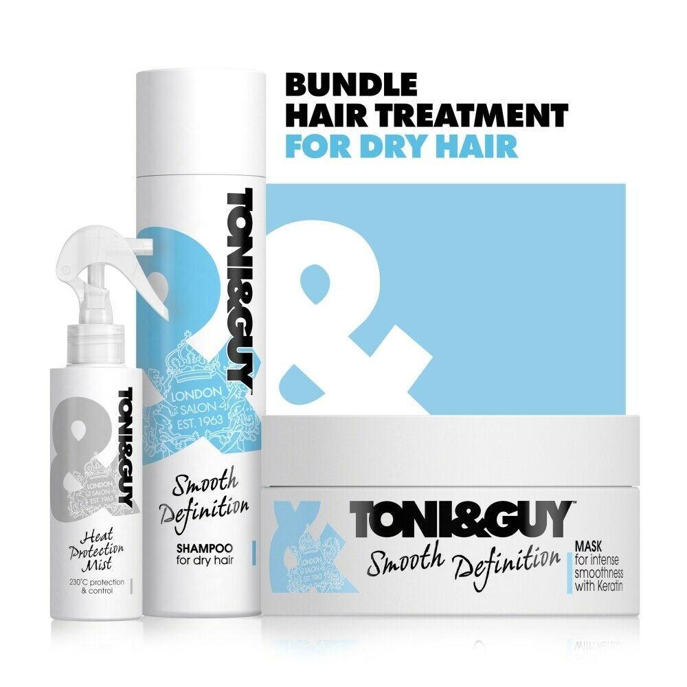 Toni & Guy Dry Hair Regime Bundle