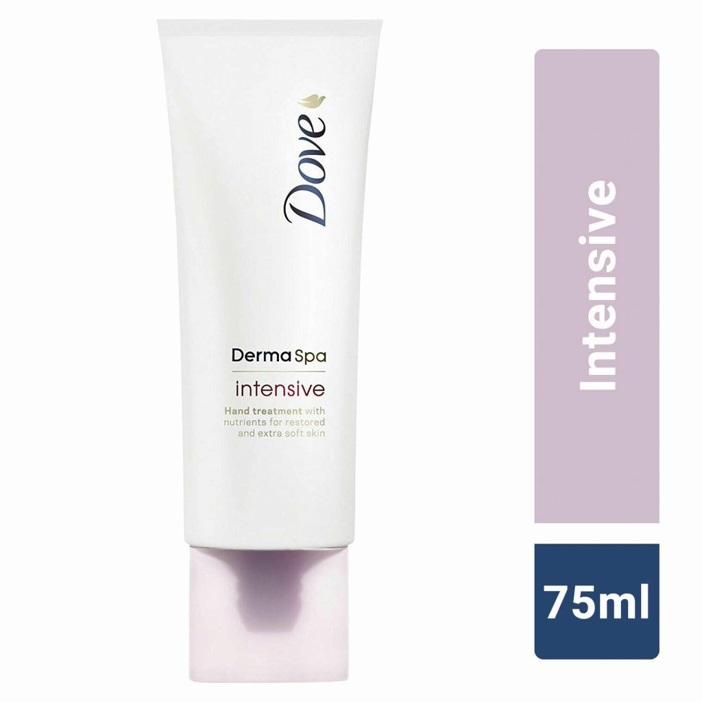 Dove Derma Spa Intensive Hand Treatment 6 x 75 ml