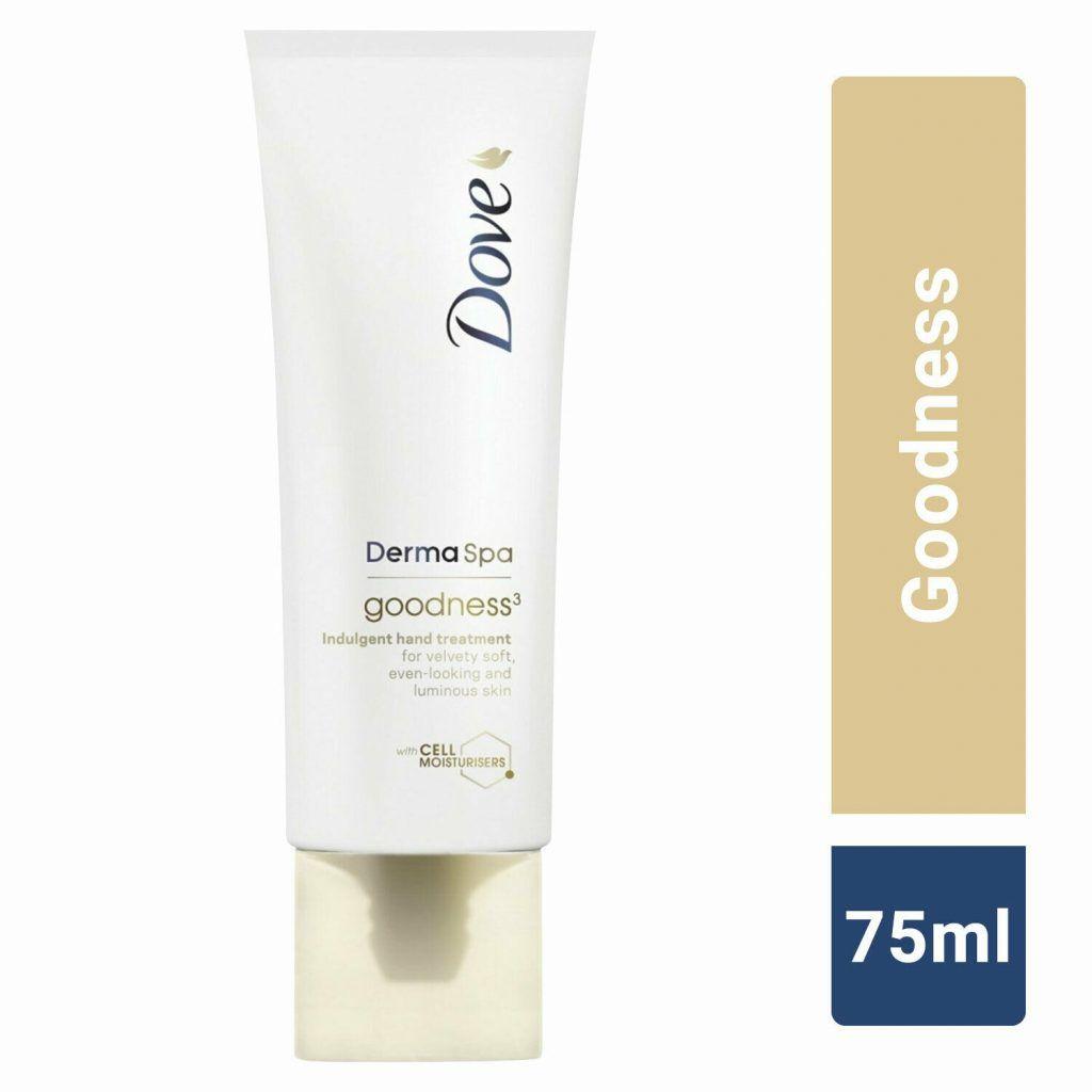 Dove DermaSpa Goodness Hand Cream 6 x 75ml