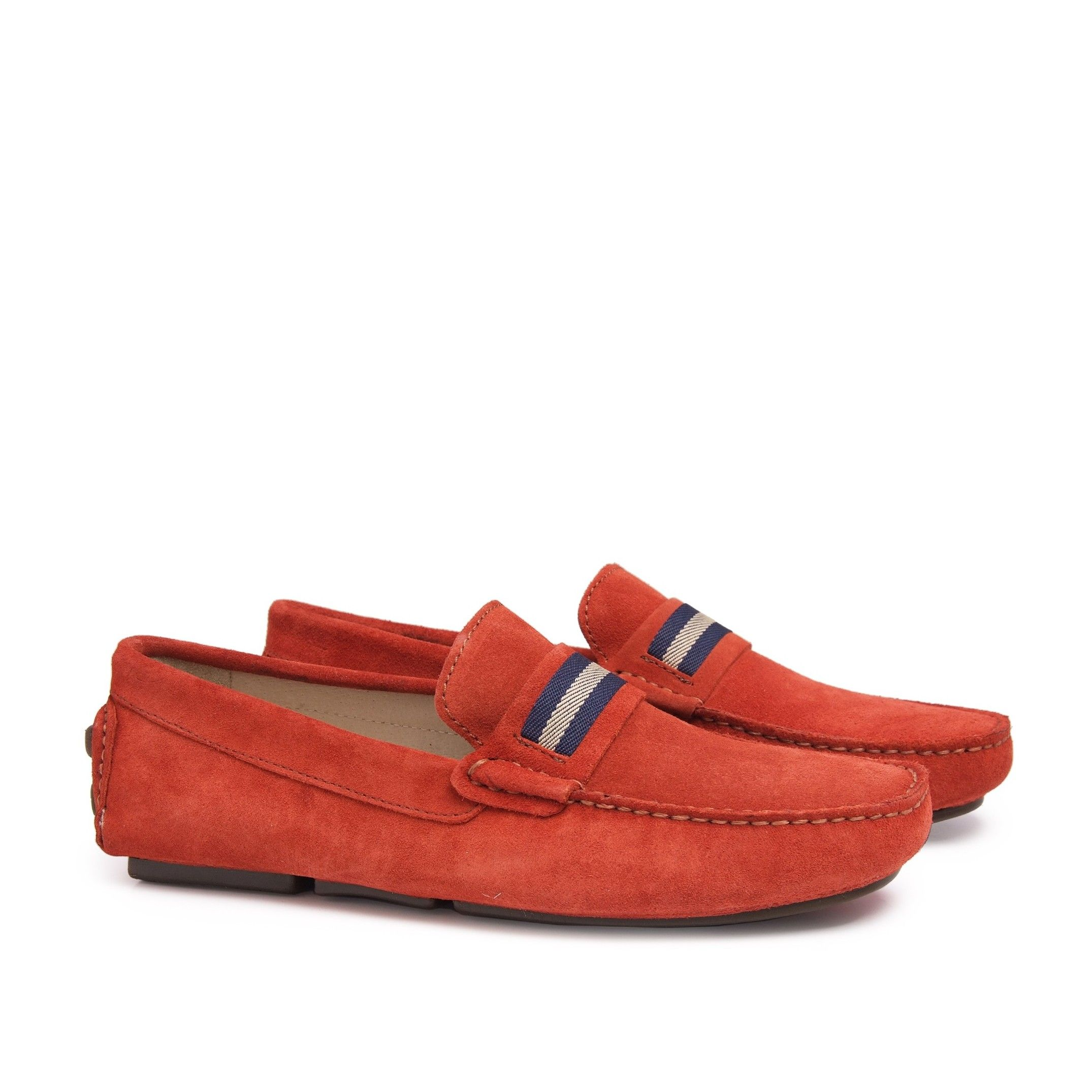 Leather Moccasins for Men Summer Original Shoes Castellanisimos
