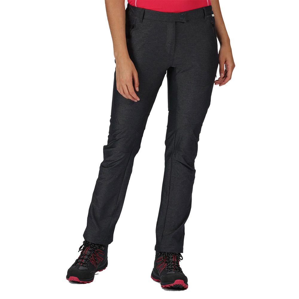 Regatta Womens Highton Durable Isoflex Walking Trousers