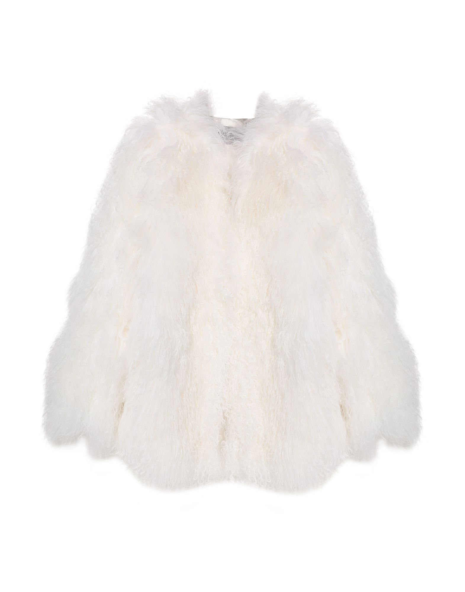 Tart Collections Women's Coats Mongolian Fur