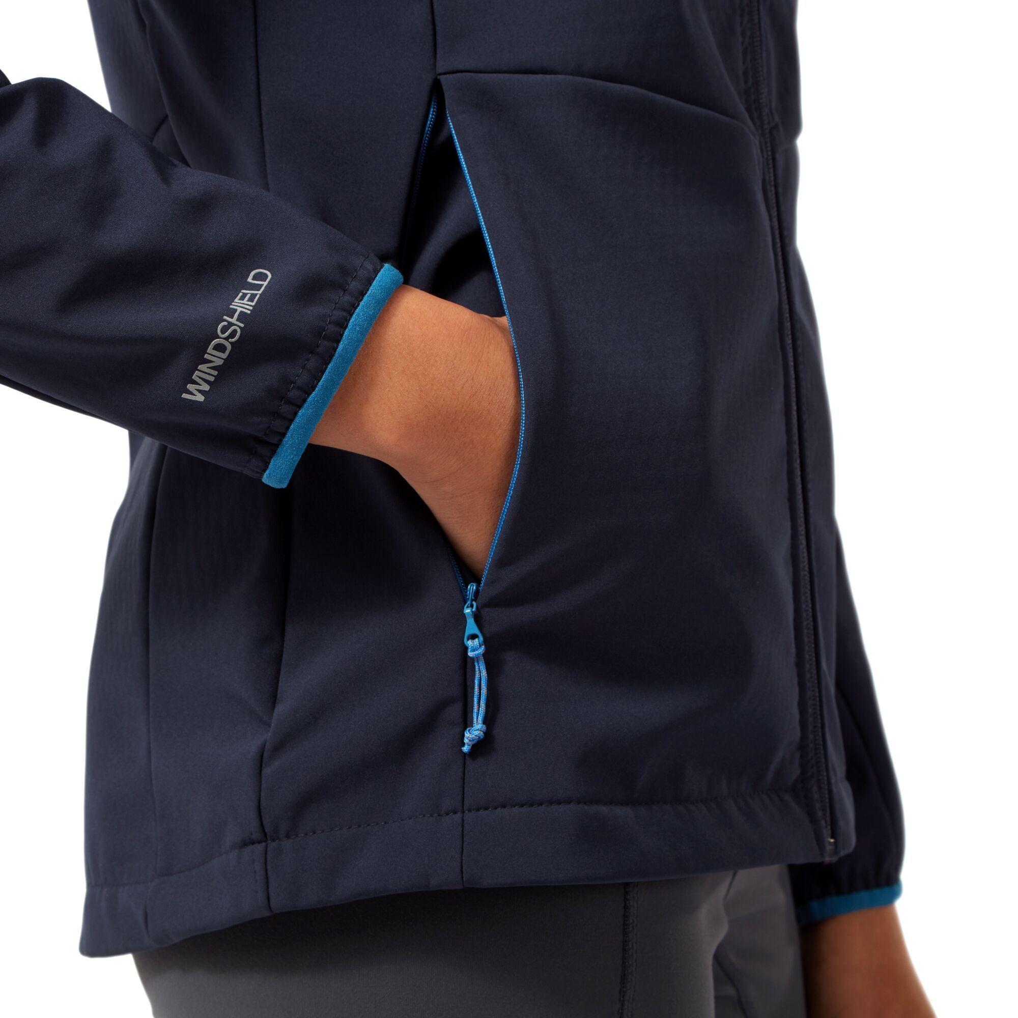Craghoppers Womens/Ladies Kalti Hooded Jacket (Navy)