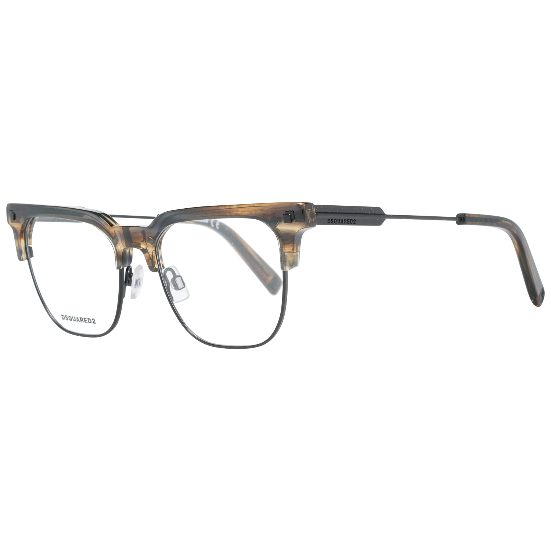 Dsquared2 Optical Frame DQ5243 020 49 Unisex Black
