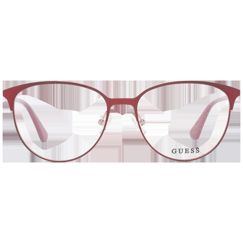 Guess Optical Frame GU2786 070 54 Women Burgundy