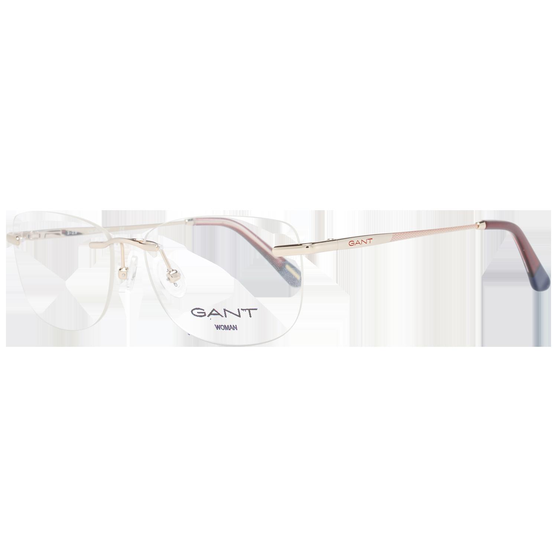 Gant Optical Frame GA4096 032 54 Women Gold