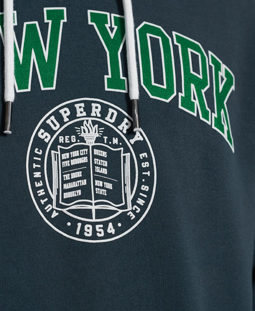 Superdry City College Box Hoodie