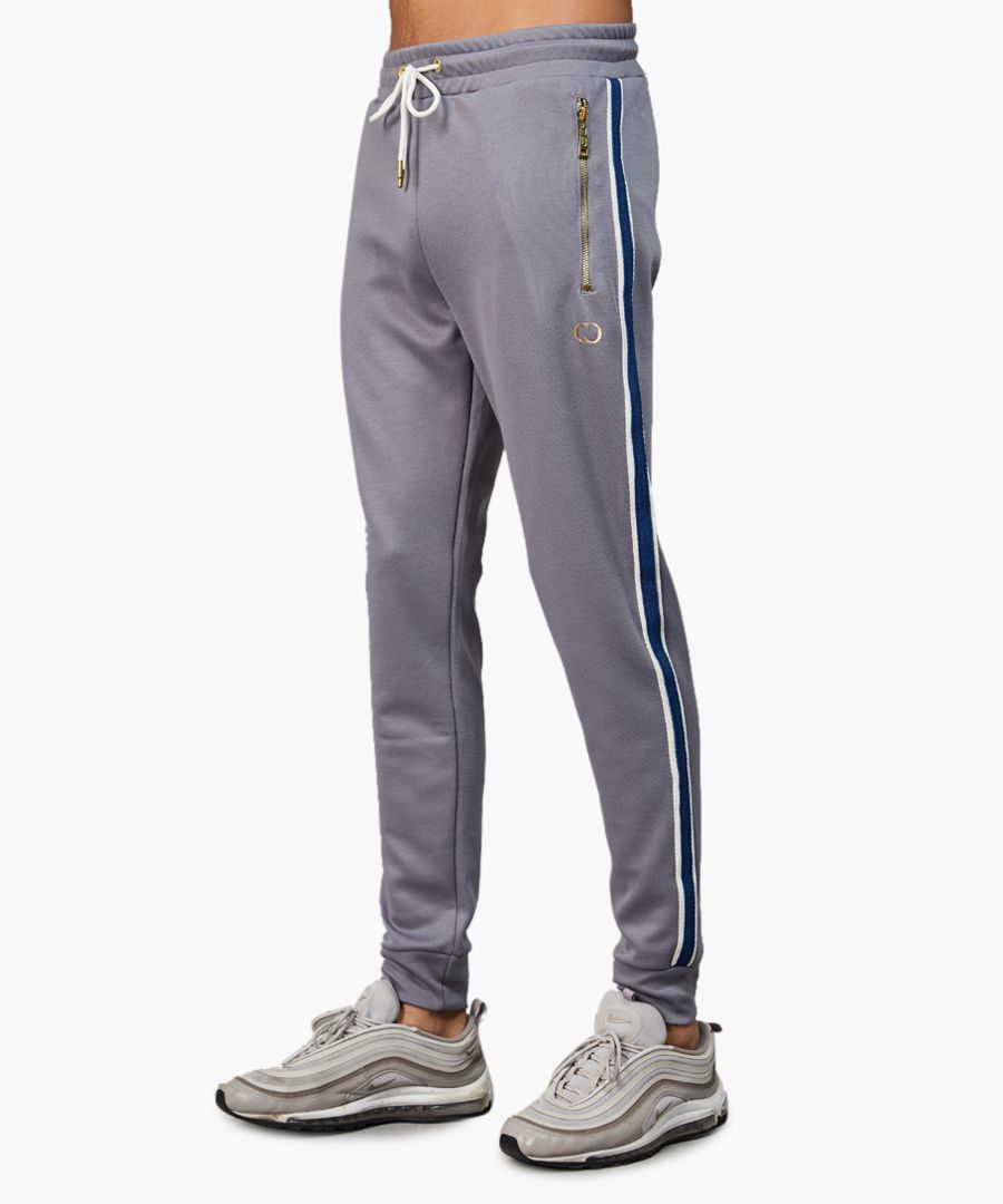 Criminal Damage Trousers GREY/MULTI