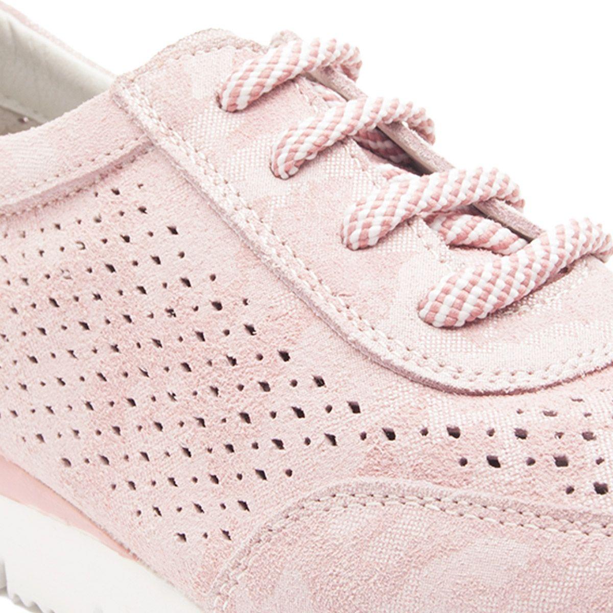 Montevita Sneaker in Pink