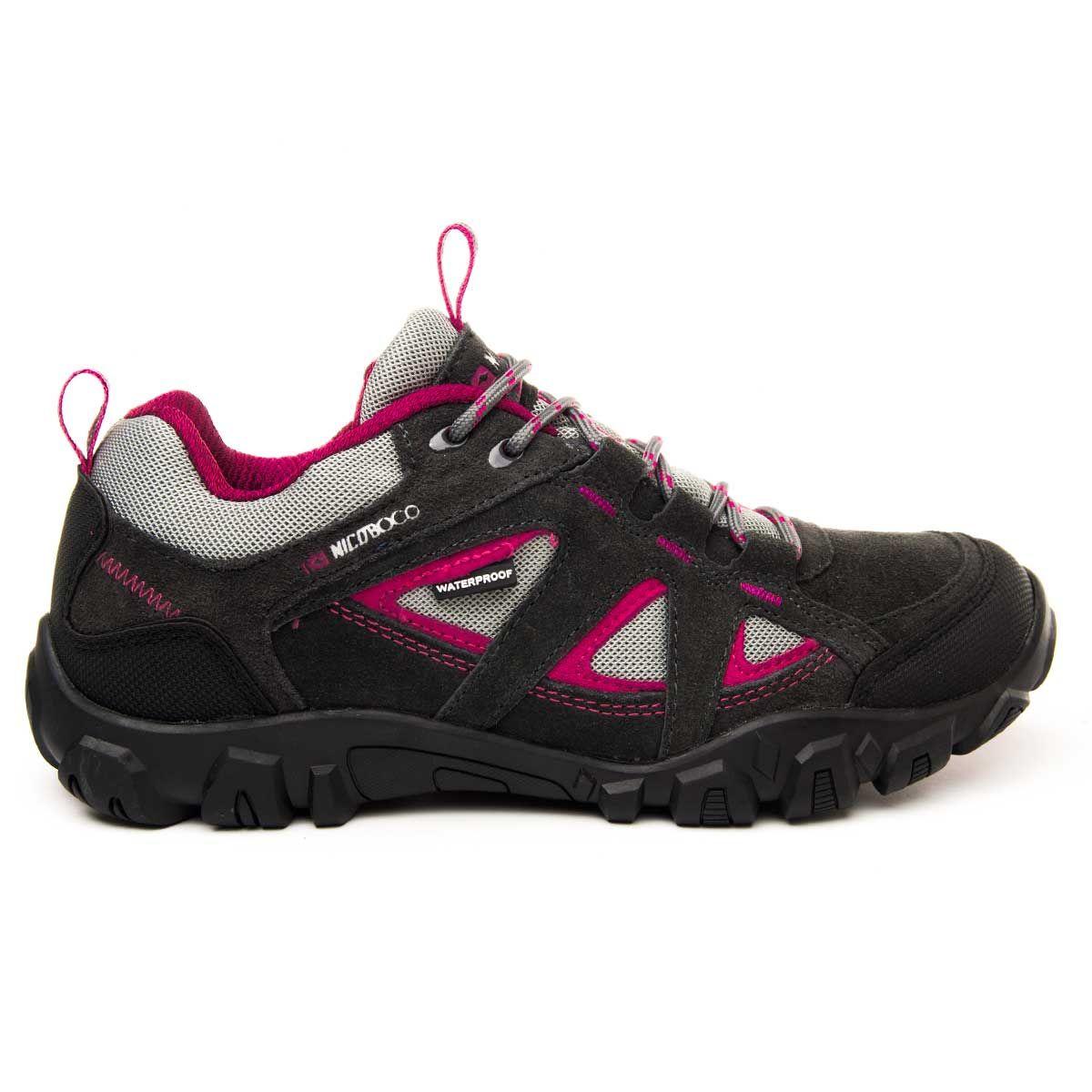 Montevita Sneaker in Fuchsia