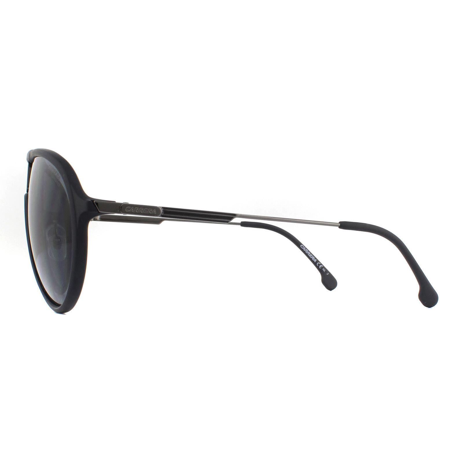 Carrera Sunglasses 1026/S 003 IR Matte Black Grey