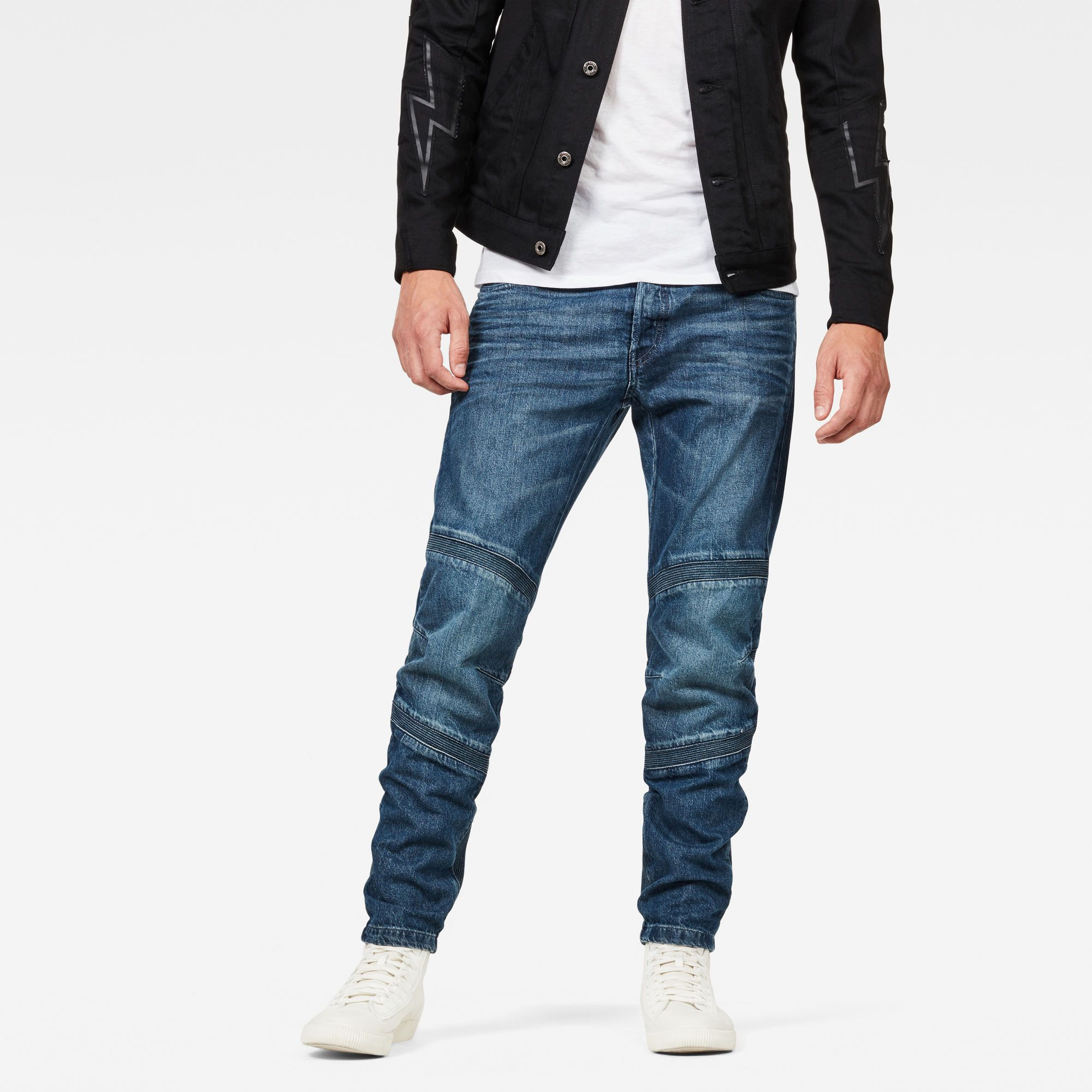 G-Star RAW Motac Deconstructed 3D Slim Jeans