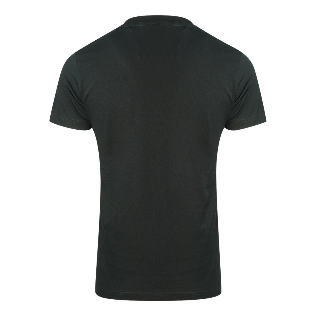 Diesel T-Diego-A1 Brave Logo Black T-Shirt