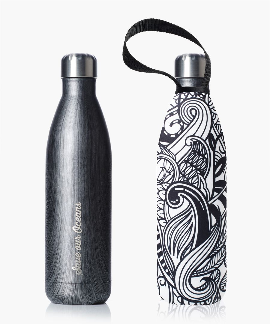 2pc Future bottle and carry cover set 750ml