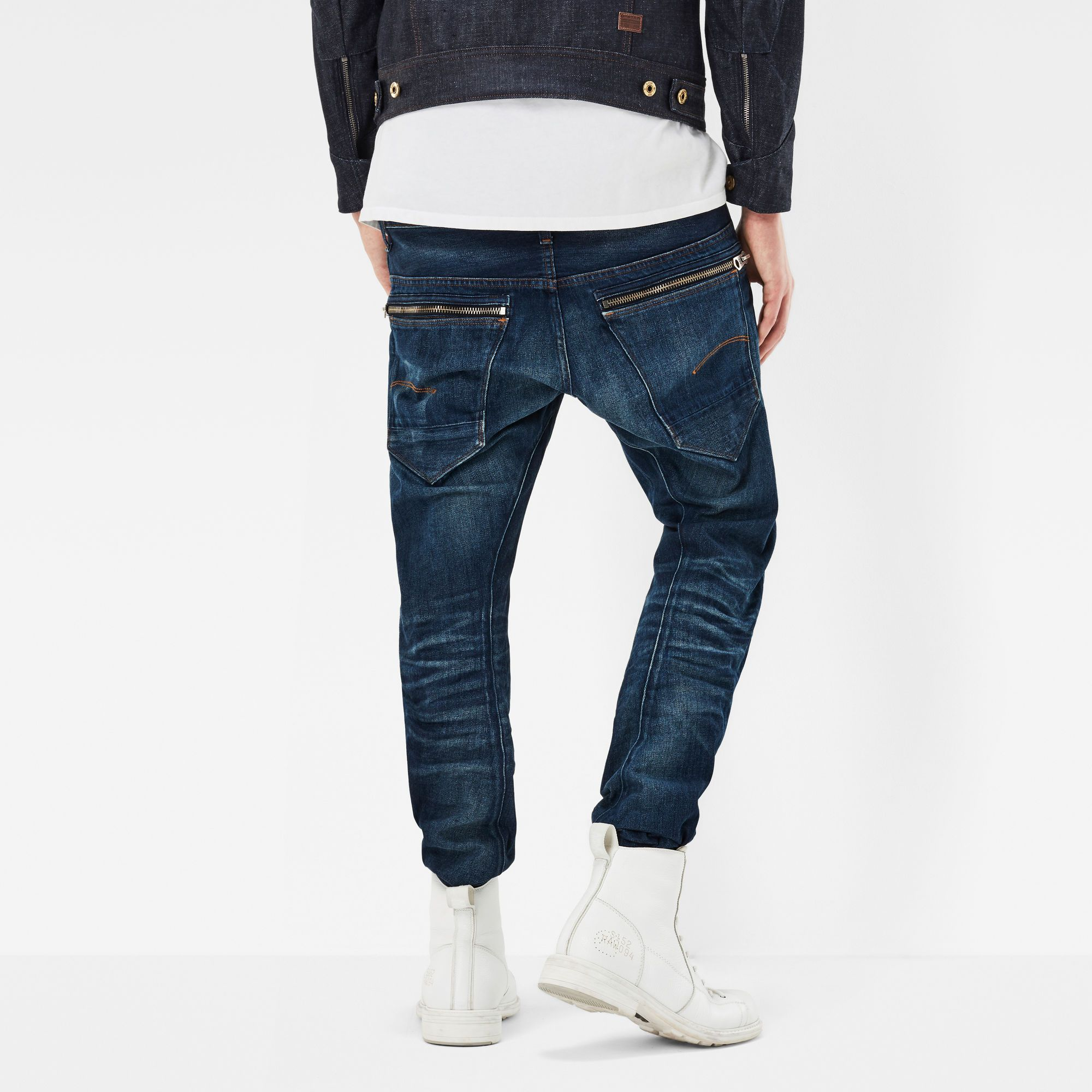 G-Star RAW Arc Zip 3D Slim Jeans