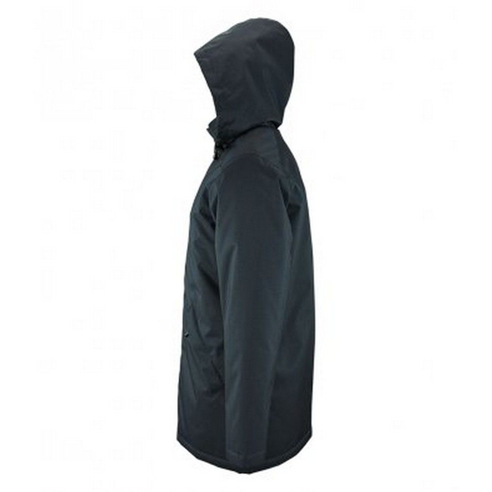 SOLS Unisex Adults Robyn Padded Jacket (French Navy)