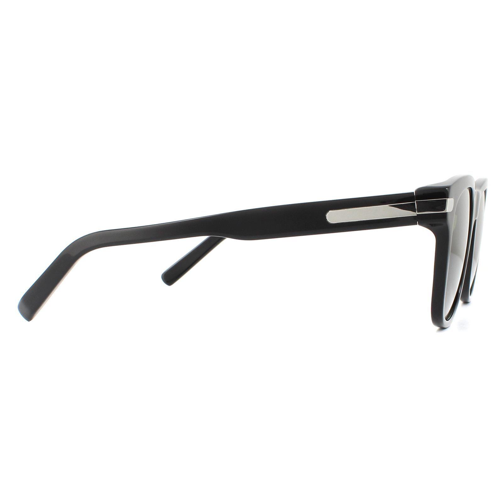 Salvatore Ferragamo Sunglasses SF936S 001 Black Green