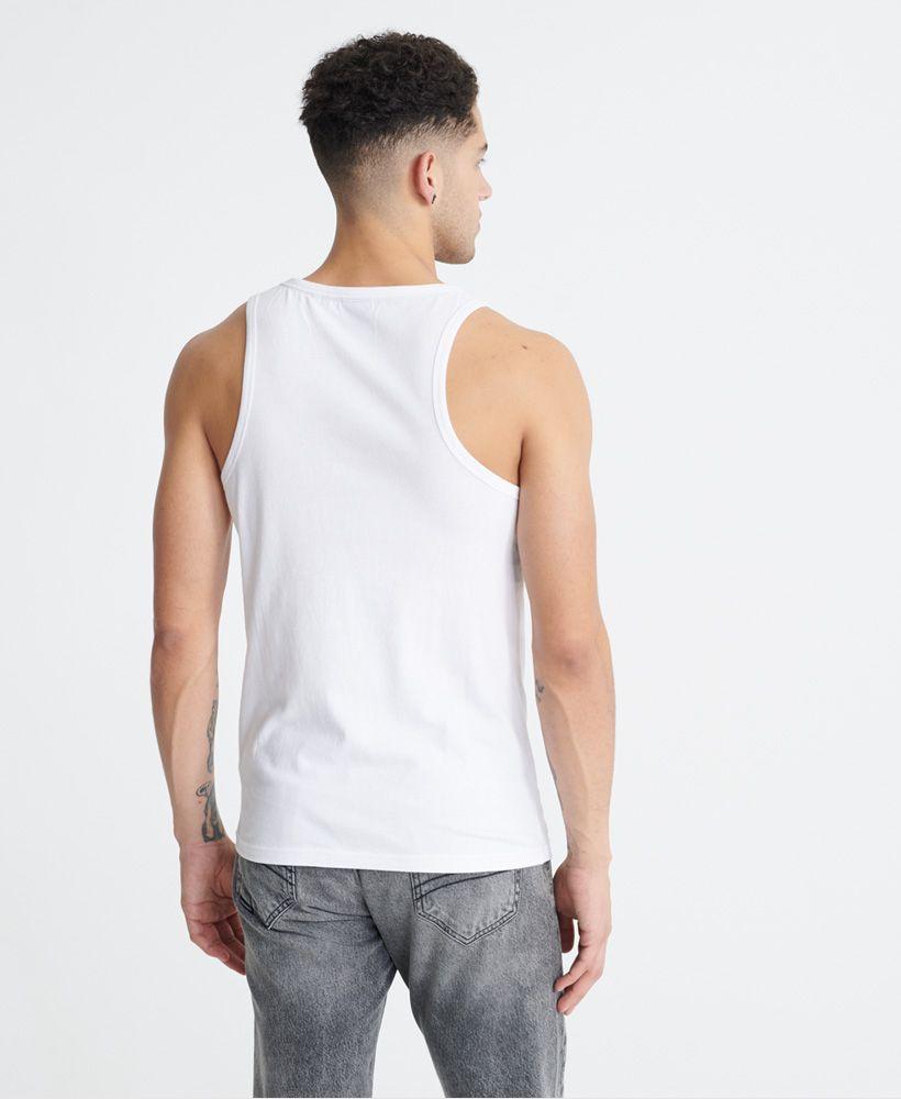 Superdry Vintage Logo Infill Vest Top
