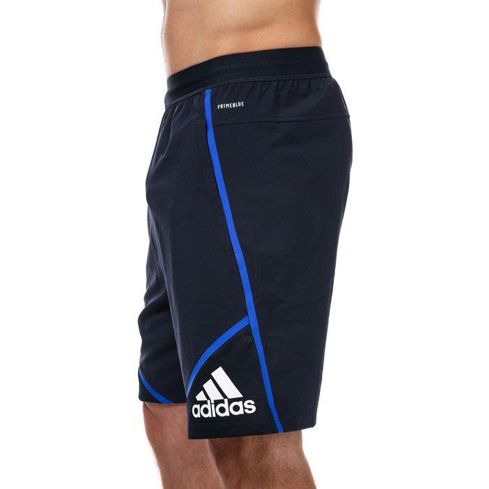 Men's adidas Primeblue Shorts in Navy