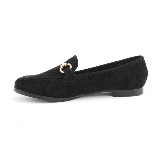 Montevita Comfortable Loafer in Black